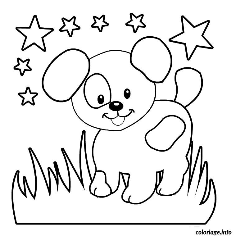 Coloriage simple animaux - Photo d animaux a imprimer gratuitement ...