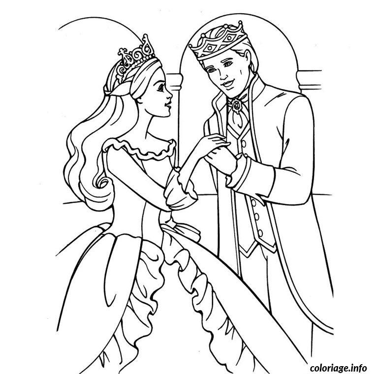 Coloriage barbie trois mousquetaires - Barbie a colorier ...
