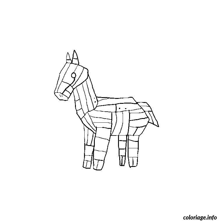 Coloriage cheval de troie dessin - Dessin a colorier cheval ...