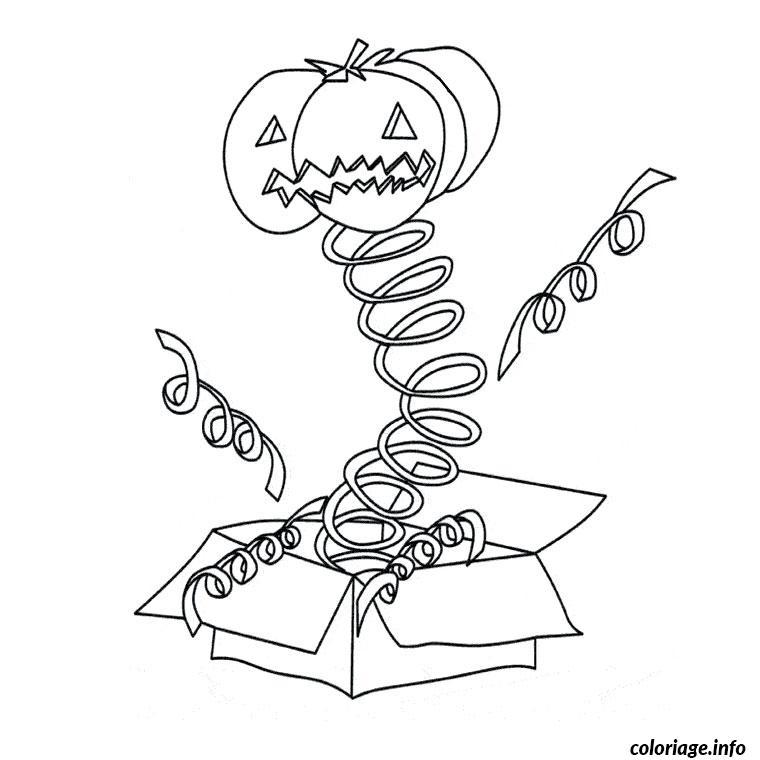 Unique Coloriage Halloween Qui Fait Peur Meilleur De Coloriage