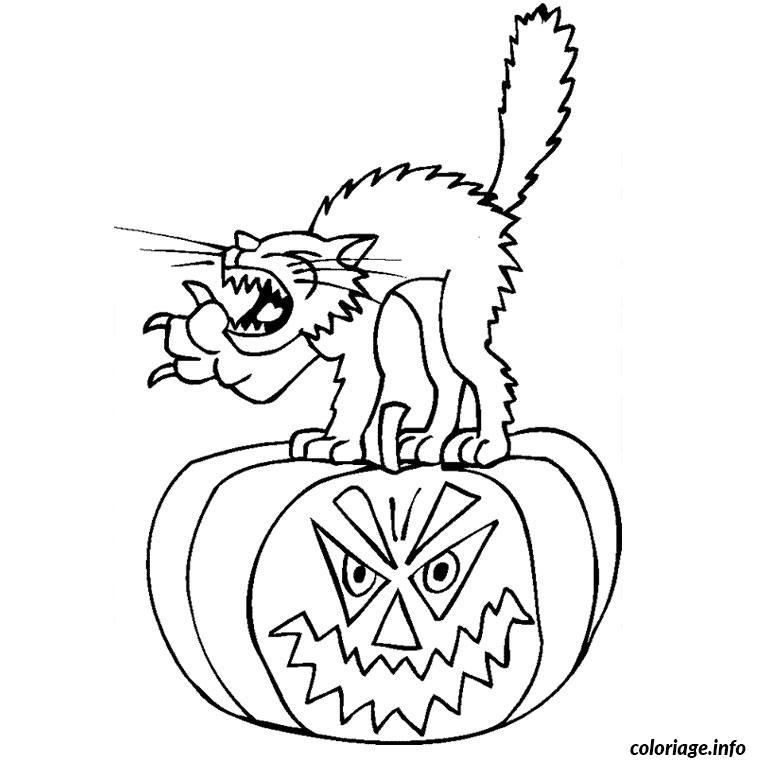 halloween interactif coloriage 499
