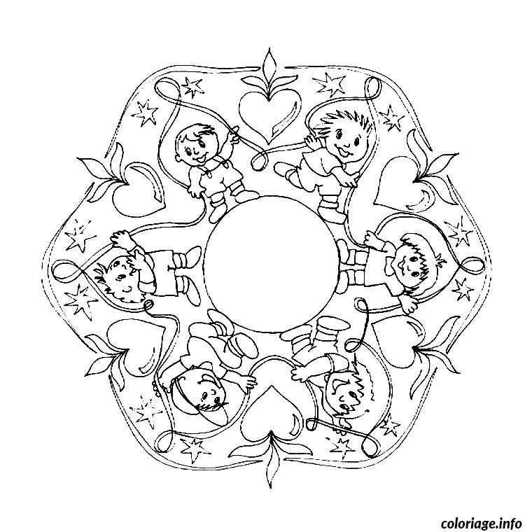 Coloriage mandala winx dessin - Winx coloriage a imprimer ...