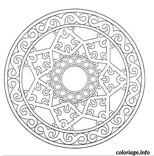 Coloriage mandala afrique dessin - Coloriage afrique a imprimer ...
