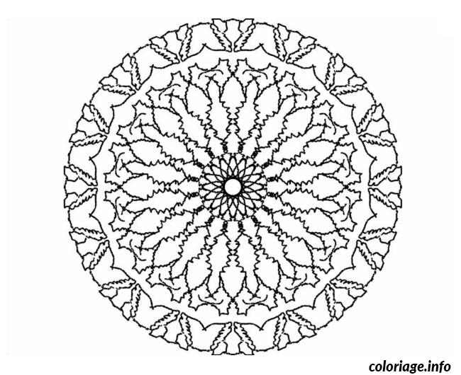 coloriage mandala adulte dessin. Black Bedroom Furniture Sets. Home Design Ideas