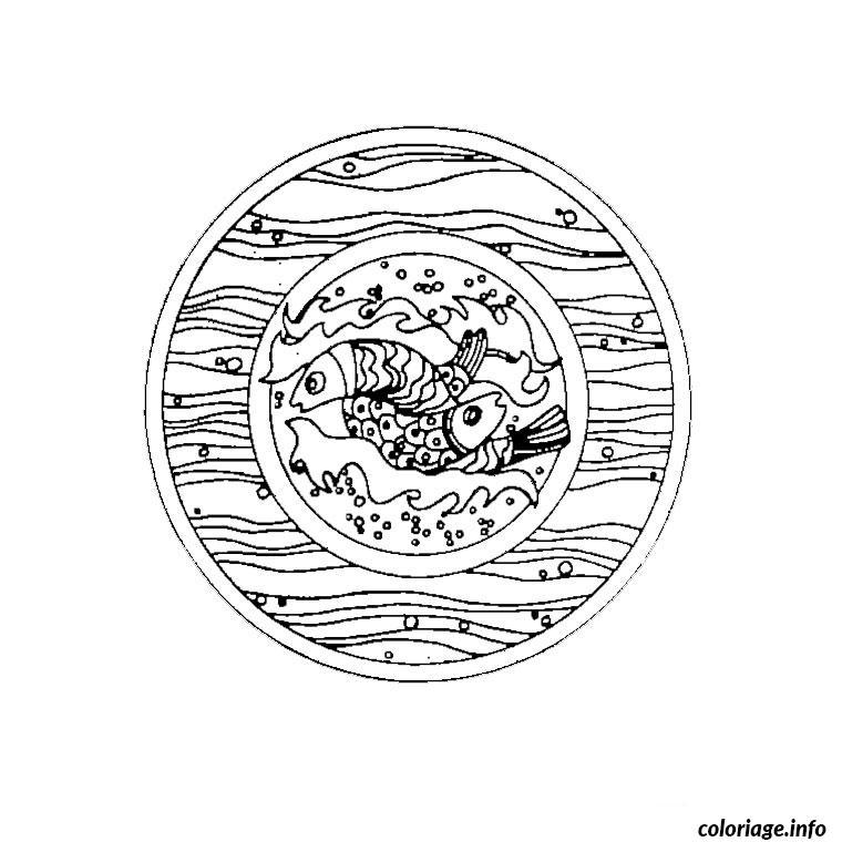 Coloriage mandala cp dessin - Imprimer coloriage mandala ...