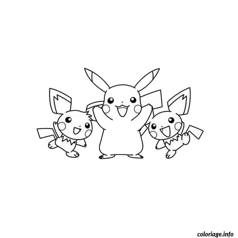 Coloriage De Noel Pokemon dessin