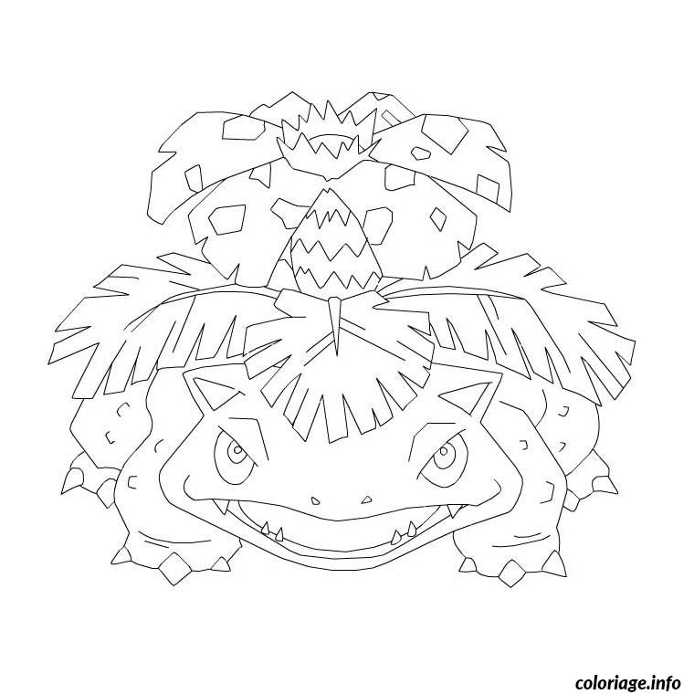 Coloriage pokemon florizarre - Pokemon florizarre ...