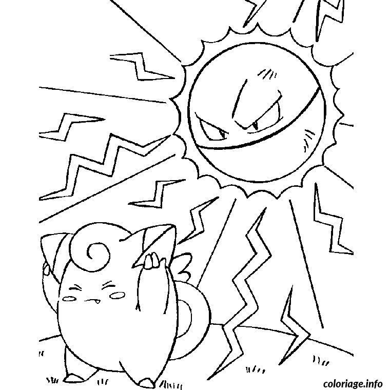 Dessin pokemon x et ex Coloriage Gratuit à Imprimer