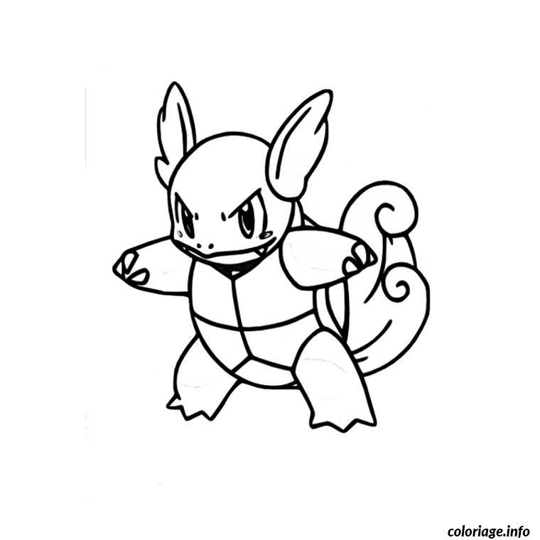 Dessin tv pokemon Coloriage Gratuit à Imprimer