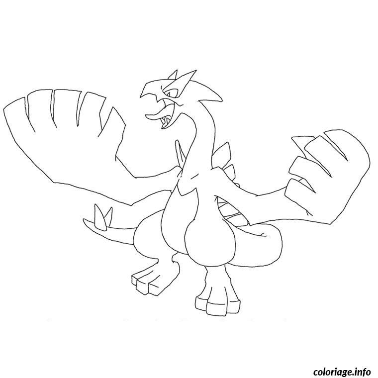 Dessin pokemon soulsilver Coloriage Gratuit à Imprimer