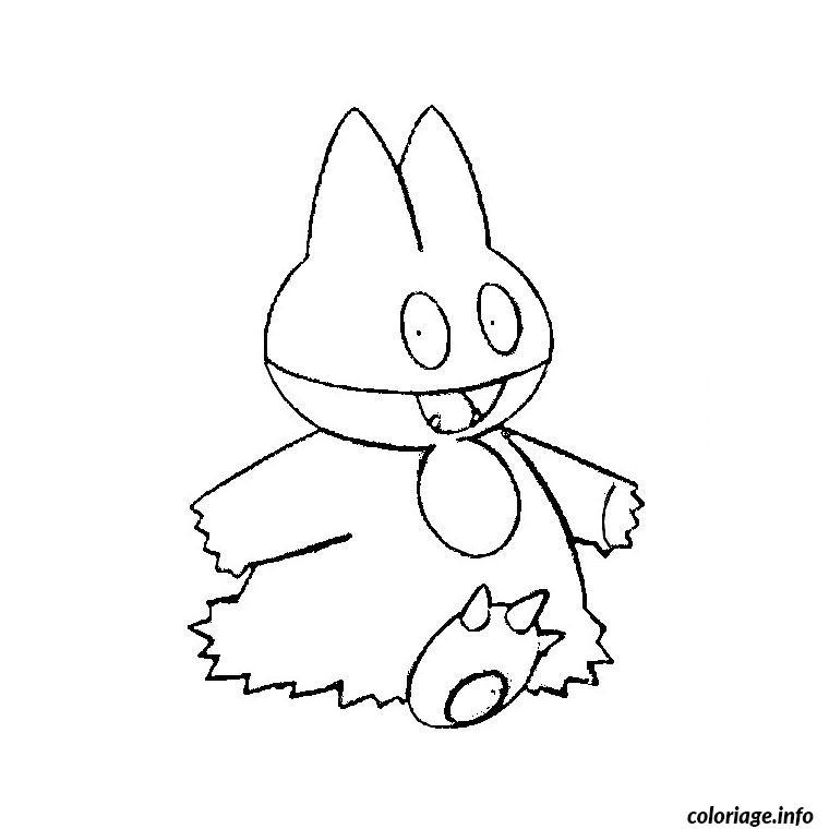 Dessin pokemon goinfrex Coloriage Gratuit à Imprimer