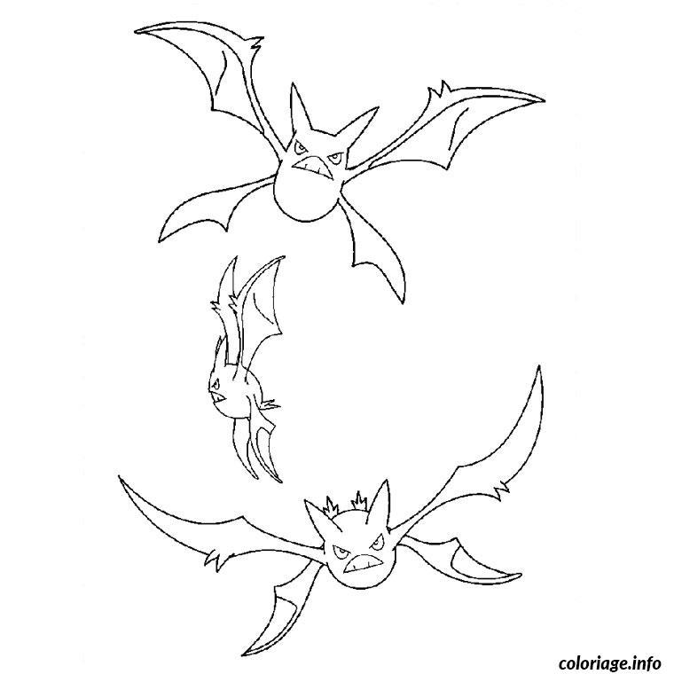 Dessin pokemon motisma Coloriage Gratuit à Imprimer