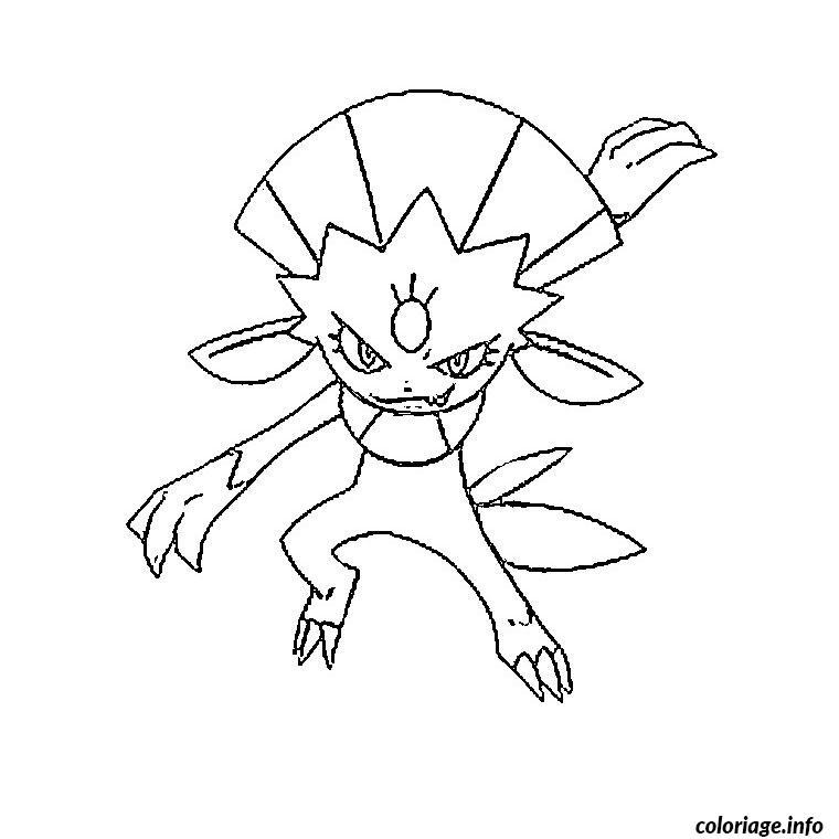 Dessin pokemon dimoret Coloriage Gratuit à Imprimer