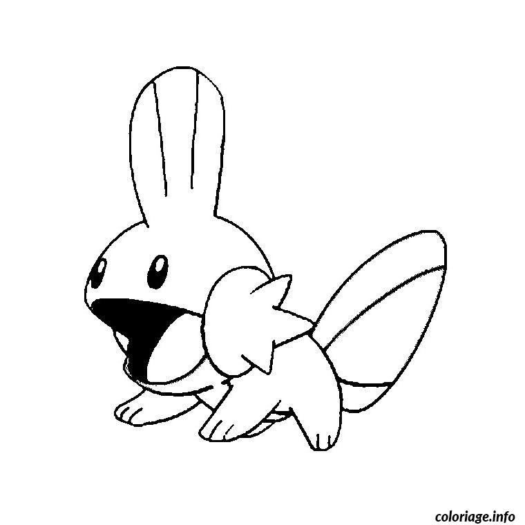 Coloriage pokemon gobou dessin - Dessins de pokemon ...