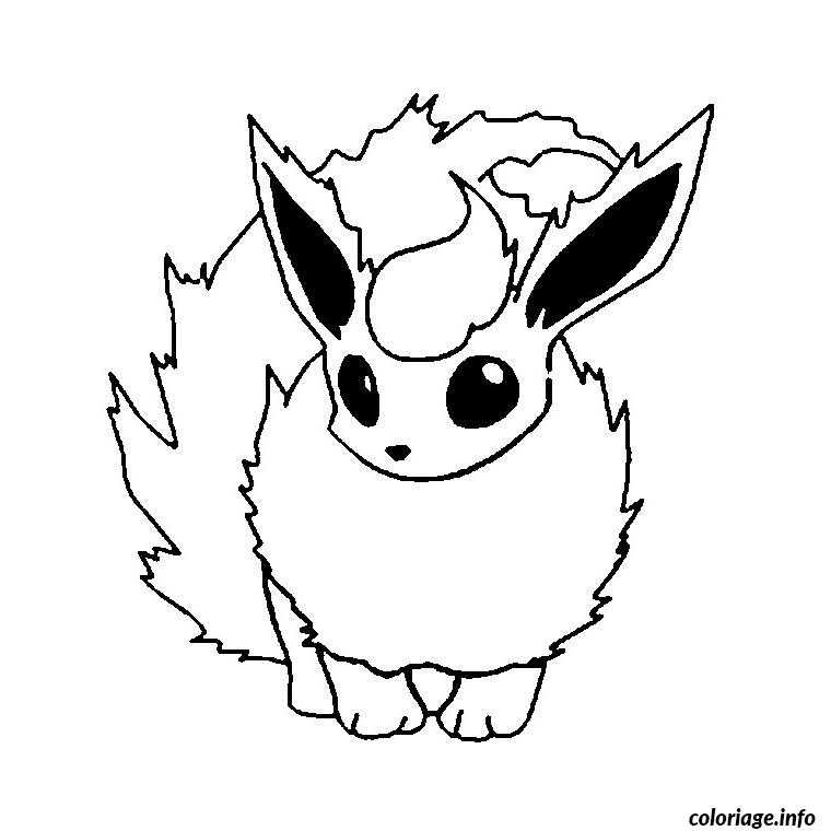 Coloriage pokemon pyroli dessin - Coloriage de pokemon a imprimer ...