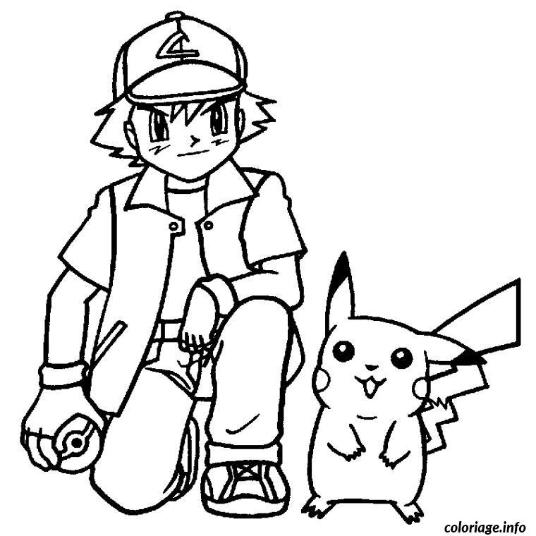 Dessin vrac pokemon Coloriage Gratuit à Imprimer