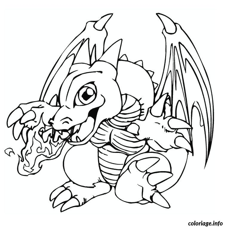 Coloriage pokemon dracaufeu - Coloriage pokemon dracaufeu ...