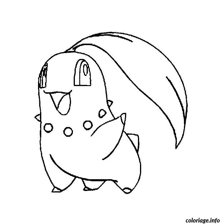 Dessin pokemon germignon Coloriage Gratuit à Imprimer
