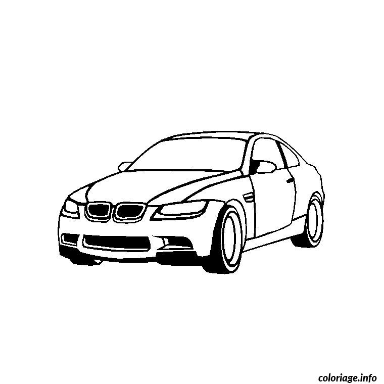 coloriage bmw m3. Black Bedroom Furniture Sets. Home Design Ideas