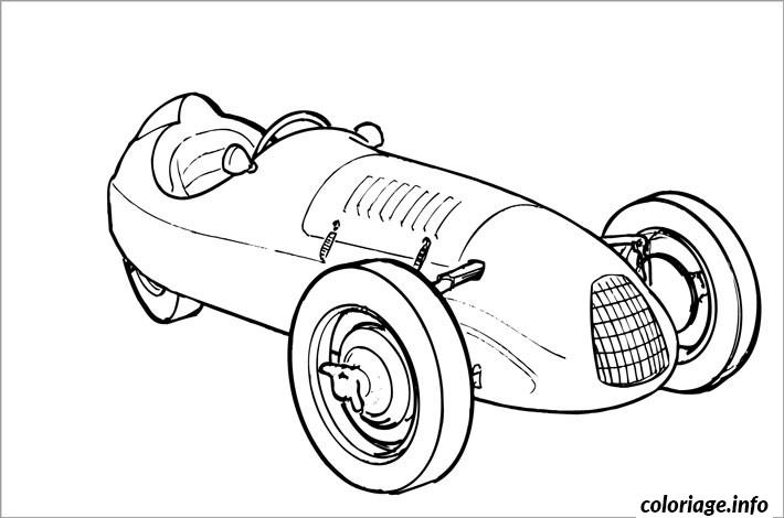 Coloriage voitures anciennes - Coloriage voiture gratuit ...