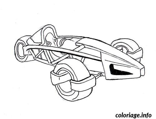 Dessin image voiture ariel atom Coloriage Gratuit à Imprimer