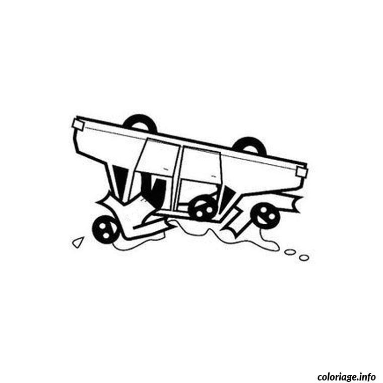 Coloriage voiture accident - Coloriage voiture gratuit ...