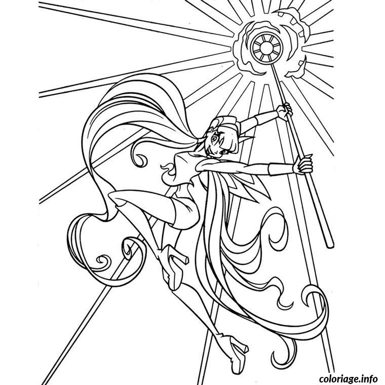 Coloriage winx charmix dessin - Dessin dessin ...