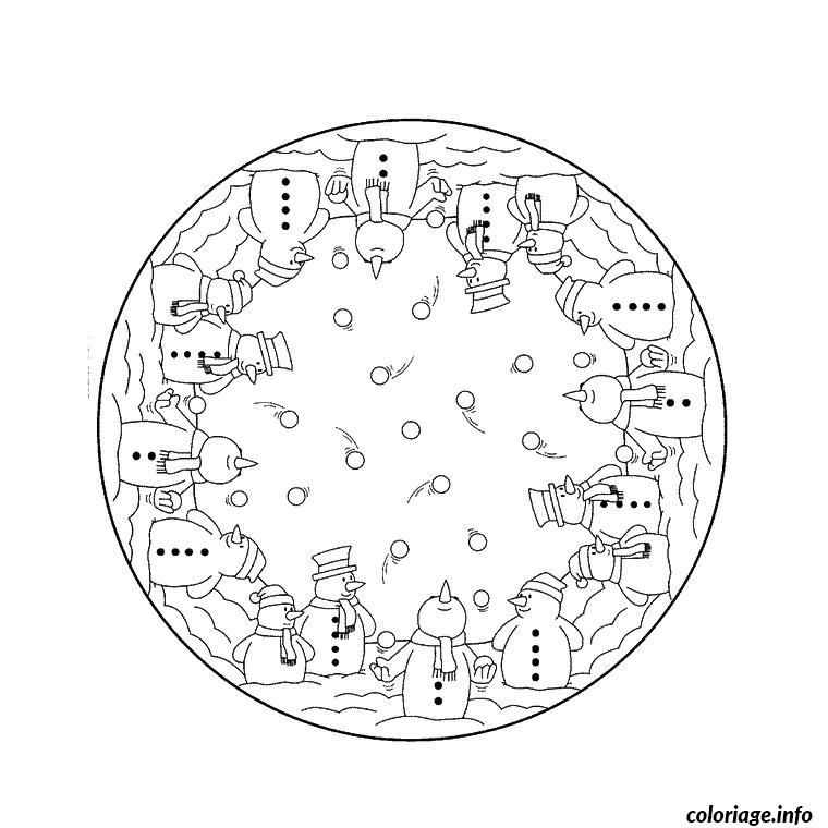 coloriage de noel adulte mandala dessin. Black Bedroom Furniture Sets. Home Design Ideas