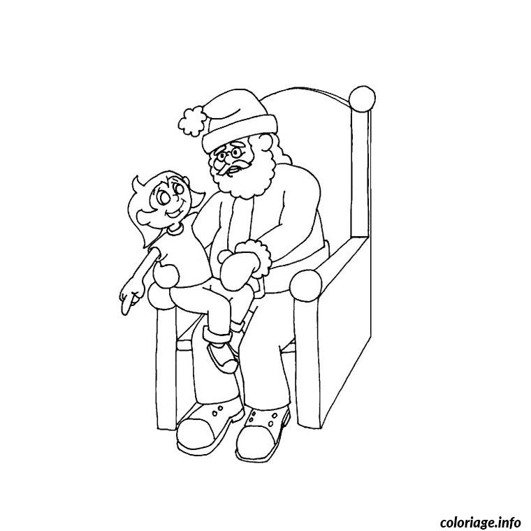 Coloriage Noel Moyenne Section dessin