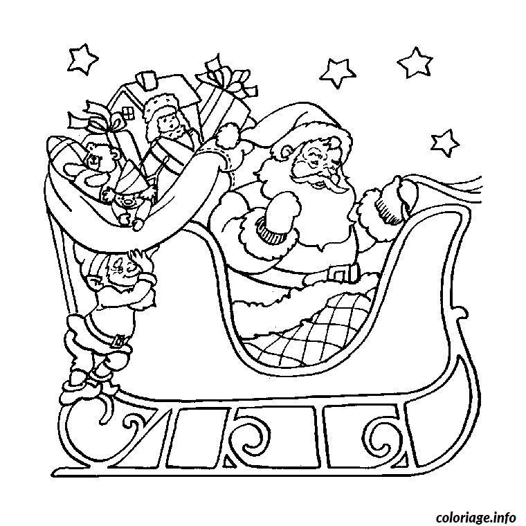 Coloriage Noel Gratuit En Ligne Dessin Noel A Imprimer