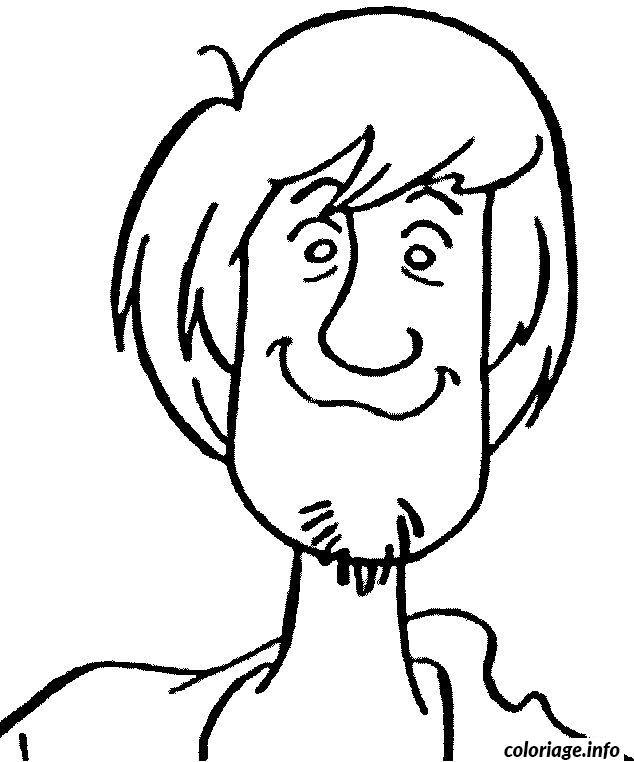 Coloriage tete de sammy dessin - Dessin tete de profil ...