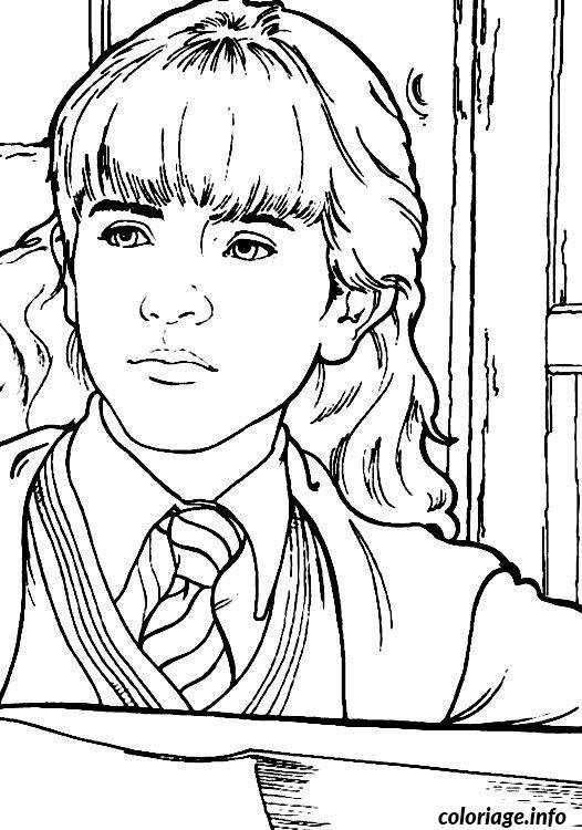 Coloriage hermione dessin - Harry potter livre pdf gratuit ...