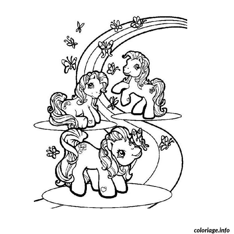 Coloriage chevaux et poneys dessin - Coloriage chevaux imprimer ...