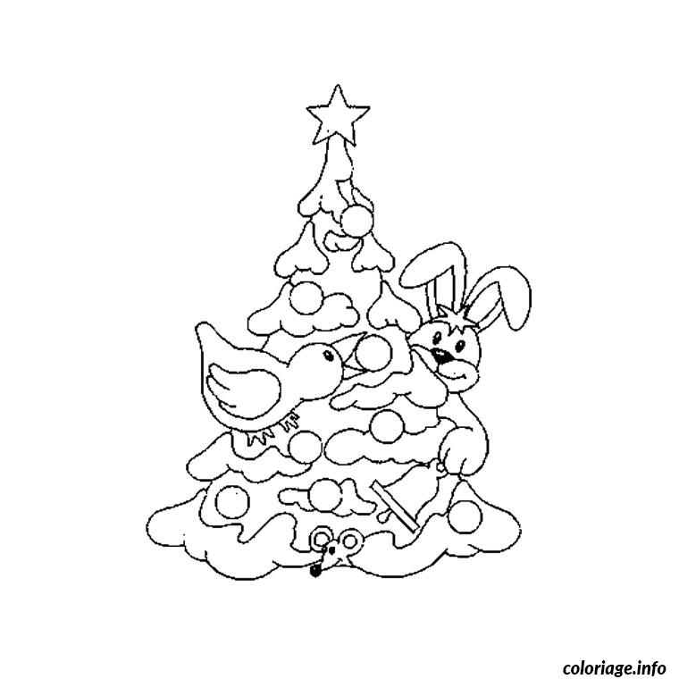 coloriage sapin de noel gratuit dessin. Black Bedroom Furniture Sets. Home Design Ideas