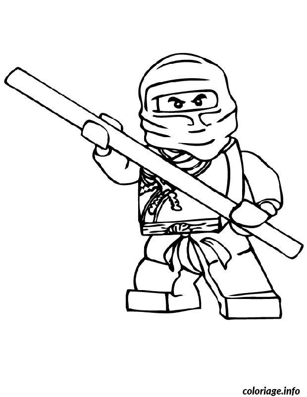 Coloriage ninjago ninja defense - Ninjago a imprimer ...