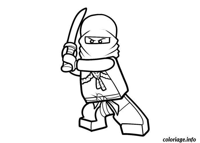 Coloriage epee ninjago zane dessin - Ninjago a imprimer ...