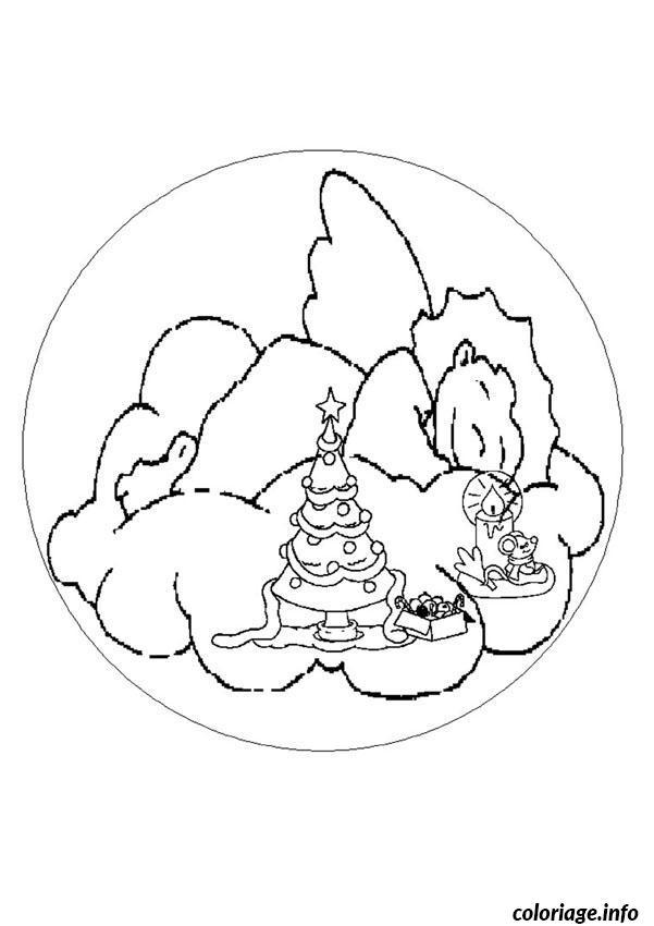 Sinterklaas Kleurplaten Bovenbouw Coloriage Mandala Noel Dormir Dessin