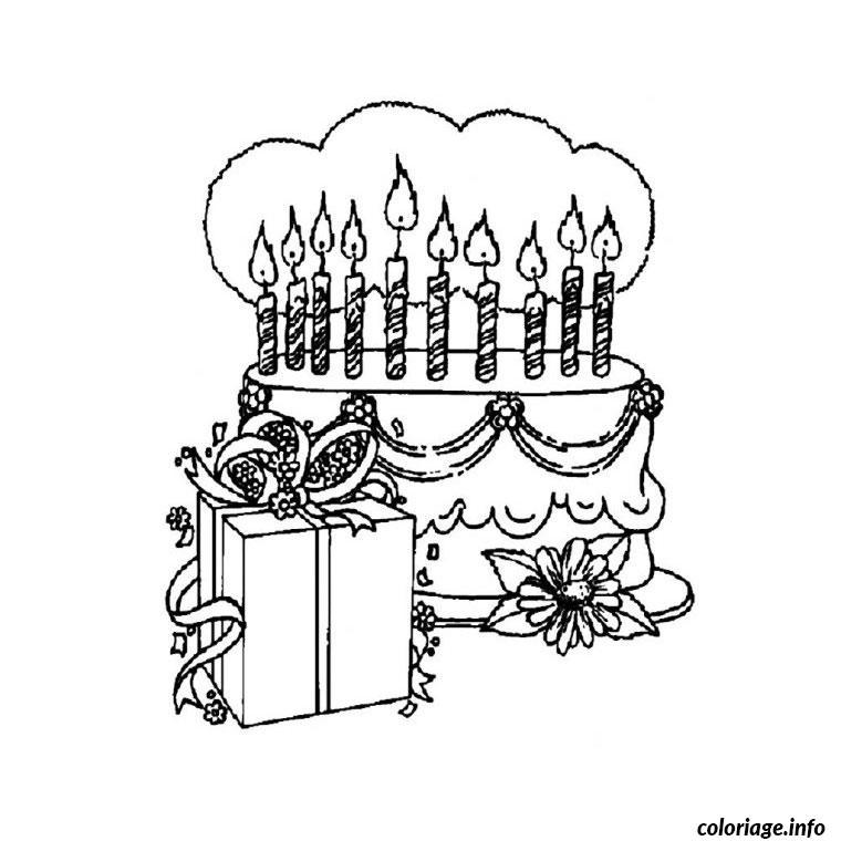 Coloriage bon anniversaire papa dessin - Dessin a imprimer anniversaire ...