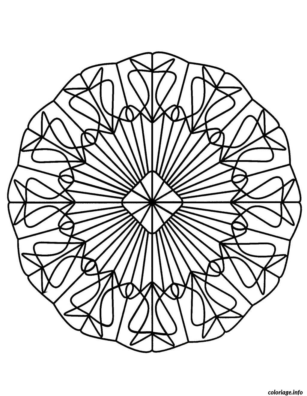 coloriage mandalas to download for free 20 dessin. Black Bedroom Furniture Sets. Home Design Ideas