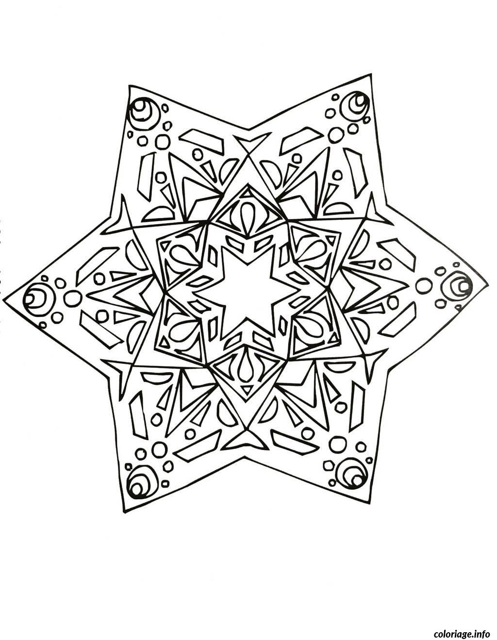 Dessin mandalas to download for free 22  Coloriage Gratuit à Imprimer