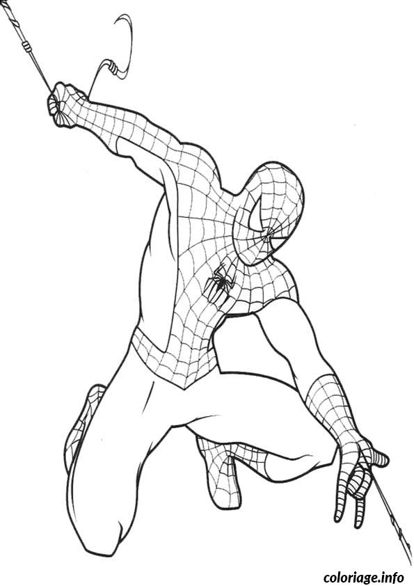 Coloriage spiderman 183 dessin - Dessin a imprimer de spiderman ...