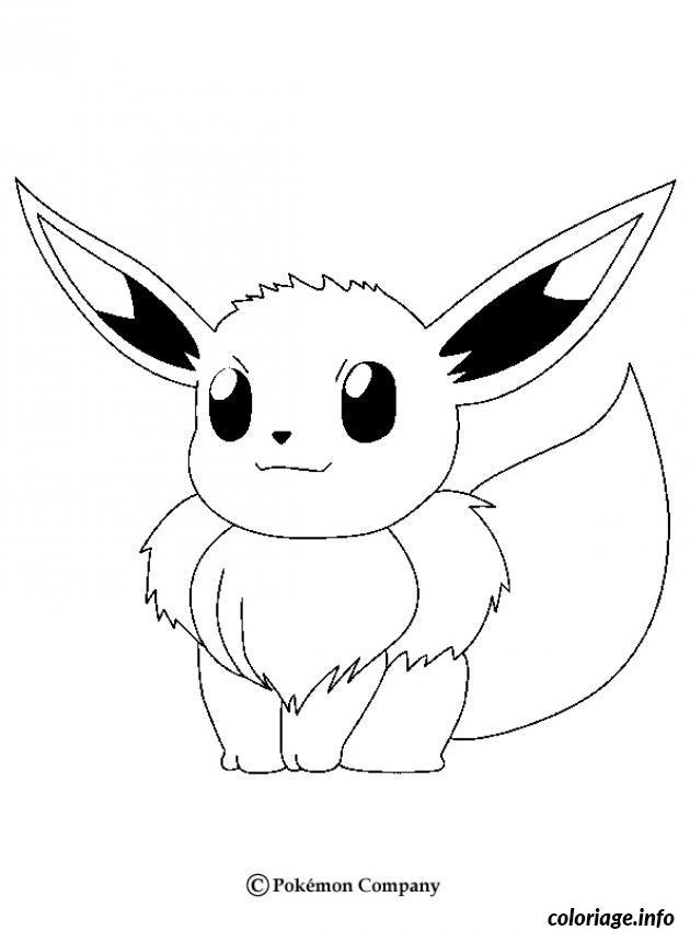 Dessin pokemon x ex 29 Coloriage Gratuit à Imprimer