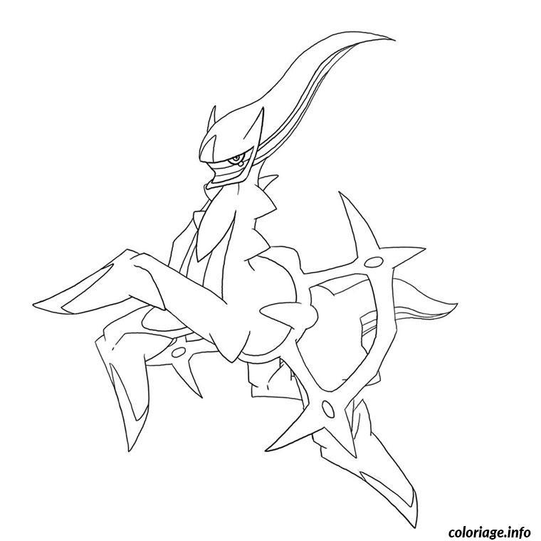 Dessin pokemon x ex 6 Coloriage Gratuit à Imprimer
