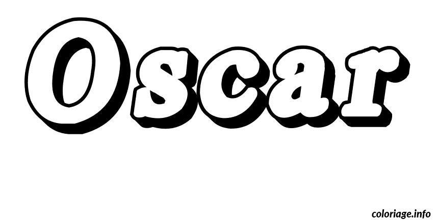 Coloriage Gratuit Oscar Et Malika.Coloriage Oscar Dessin