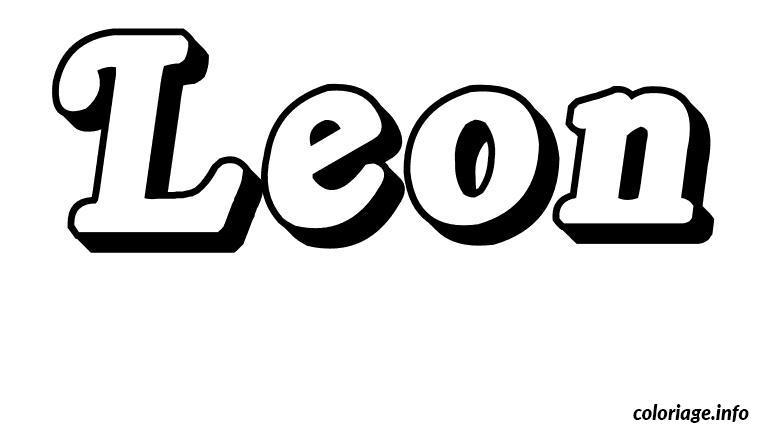 Coloriage leon - Dessin de violetta et leon ...