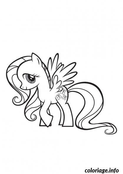 Coloriage my little poney 15 dessin - Coloriage poney en ligne ...
