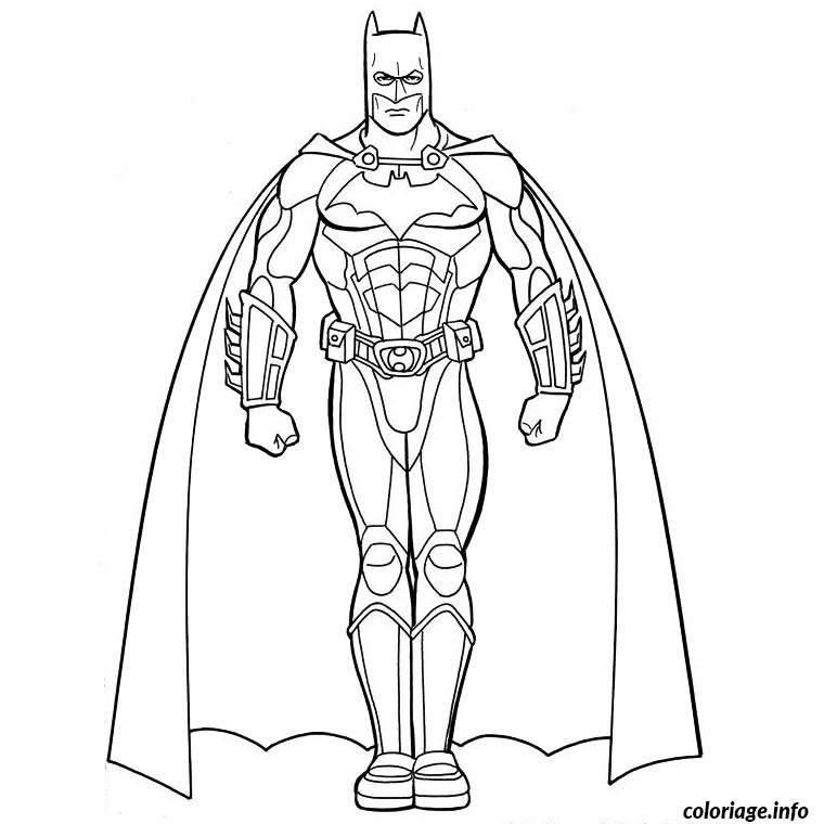 Coloriage batman dessin - Coloriage batman ...