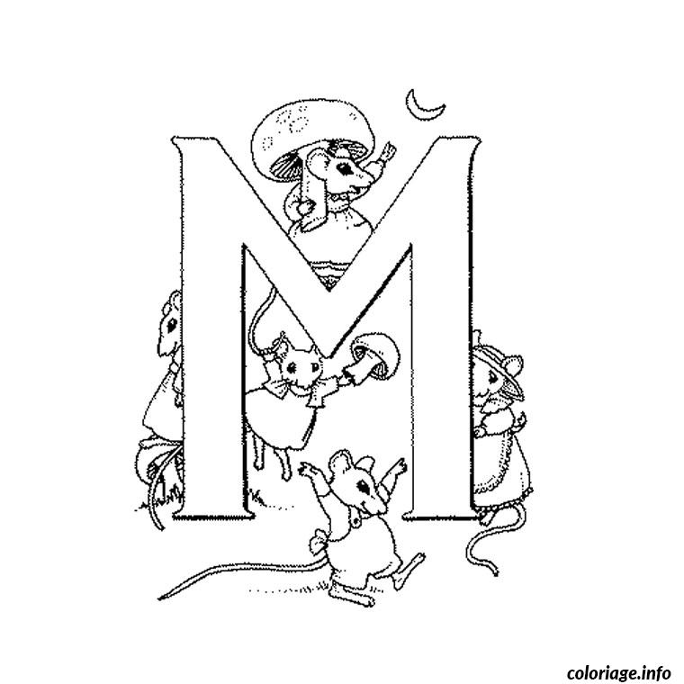 Coloriage alphabet animaux - Coloriage alphabet animaux ...