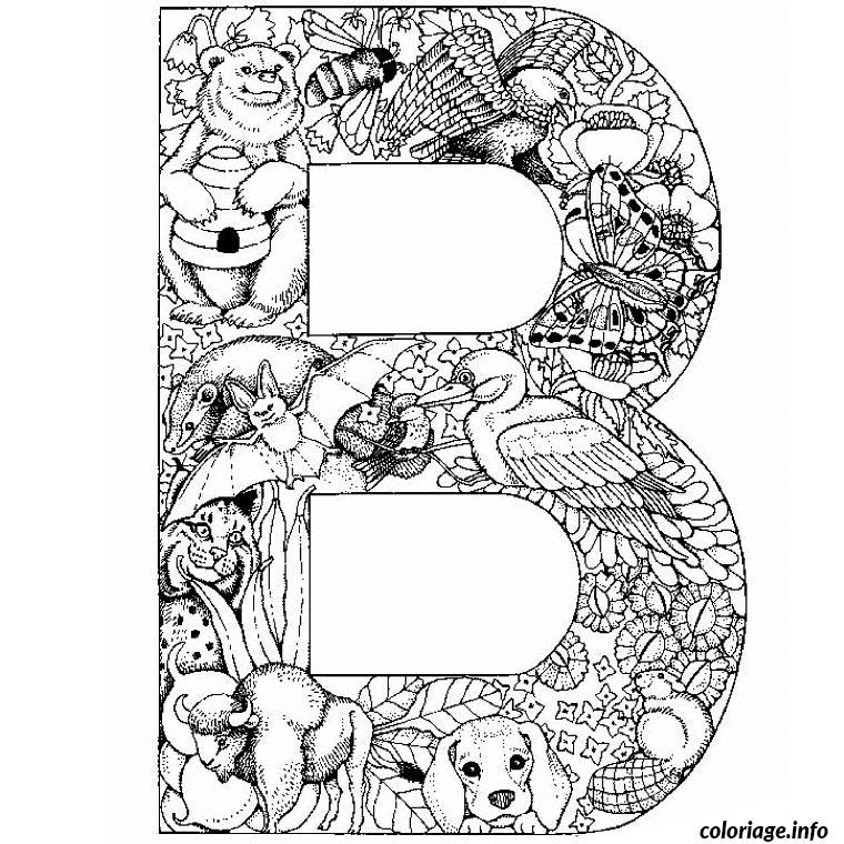 Coloriage cp alphabet dessin - Coloriage magique alphabet ...