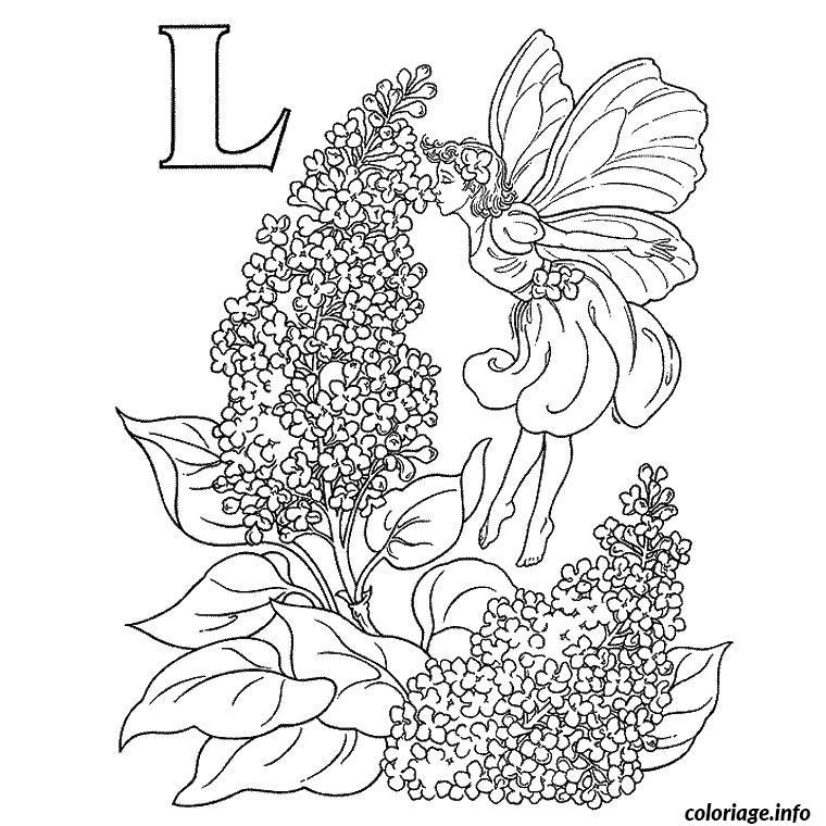 Coloriage Alphabet Automne Jecolorie Com